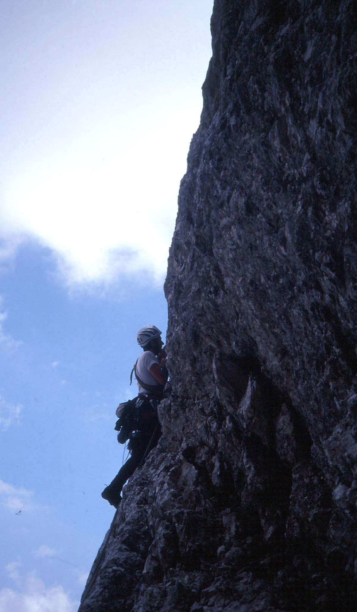 Sass Maòr, la supermatita delle Dolomiti Sass_maor-via_alessio_massarotto_1_-_arch1