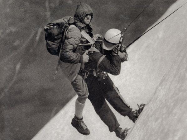 Claudio Corti, una vita nell'ombra dell'Eiger Corti2