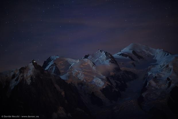 Notte sul Bianco